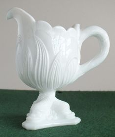 Heppell Glass Cream Jug