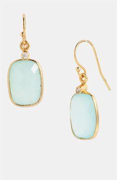 NuNu Designs, Drop Earrings...$68 at Nordstroms  FUn earrings