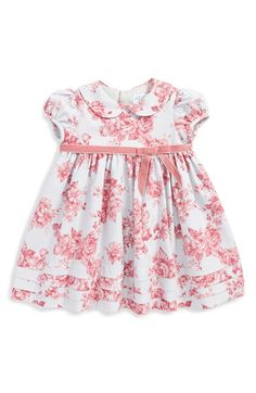 Luli+&+Me+Luli&+Me+Rose+PrintDress+(Baby+Girls)+available+at+#Nordstrom
