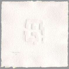 Estampa original firmada di Chillida Eduardo Inspirational Lines, Engraving Printing, Abstract Words, Sculpture Painting, Found Art, Mixed Media Artwork, A Level Art, Minimalist Art, White Art