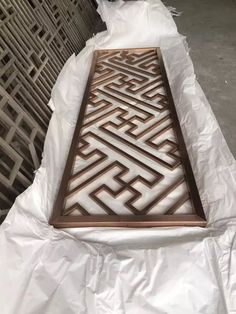 Chinese manufacturer of laser cut screens and modern metal furniture, specialize in custom design decorative metal products and ship worldwidely. Steel Gate Design, House Gate Design, Door Gate Design, Railing Design, Window Grill Design Modern, Grill Door Design, Window Design, Decorative Metal Screen, Jaali Design