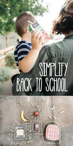 Getting back in the swing of things isn't always easy. shares how adding Minute Maid juice boxes to the mix has helped simplify her family's back-to-school routine. Back To School 2017, Going Back To School, School Parties, School Snacks, Middle School Counseling, Hiking Food, Autumn Activities For Kids, School Routines, Healthy Kids