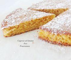Gateau italien au citron   Aux Fourneaux