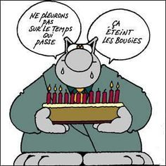 Birth Day QUOTATION - Image : Quotes about Birthday - Description philippe geluck Sharing is Caring - Hey can you Share this Quote !
