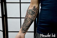 Witamy po świętach!  Wykon: Paweł  #MonachéInk #PawełTattoo #PawełMikosz #studiotatuażu #tattoostudio #tattooart