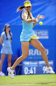 Ana Ivanovic @ AEGON International 2013 #WTA #Ivanovic