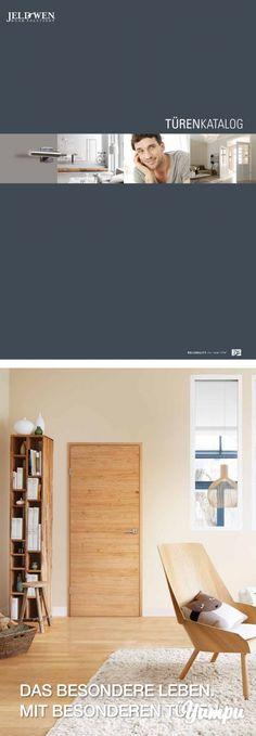 Jeld Wen Türenkatalog  - Die Definition von Zimmertüren erfahren Sie in diesem e-paper aus der Sicht von Jeld-Wen. Egal ob Lacktüren, Holztüren oder Dekortüren hier finden Sie ein Sortiment, was seines gleichen sucht.