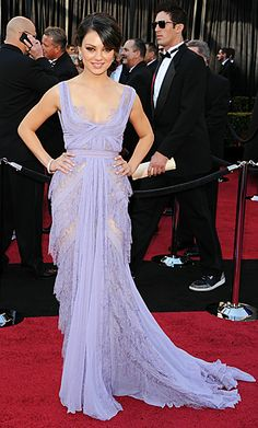 Girl crush. Love her dress
