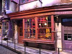 Harry Potter in London – der Magie auf der Spur