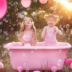 #pinkbathtub#tub#outdoortub#pink#prettyinpink#bubles#prettygirls#littlegirls#blowingbubbles#happy#playing#dreaming#children#girls#pink#happy#content#summer# by pinklady2267