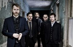 The National -- my faves.