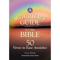 Saint Joseph Communications, a division of Lighthouse Catholic Media, NFP - A Worrier's Guide to the Bible - 50 Verses to Erase Anxieties (Book), $10.99 (http://saintjoe.net/a-worriers-guide-to-the-bible-50-verses-to-erase-anxieties-book/)
