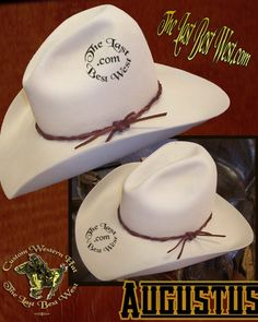 613f01a7066 You wont find these western hats at your nearest mall. Ride your own trail  with one of our great last best cowboy hats