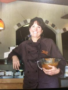 Cocoa Dolce -  #TBT to our first year in business!  And our Master Chocolatier, Beth Tully #2005  #longtimeago