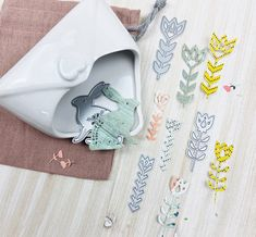 Coco and Reno Die Cutting, Paper Crafts, Stamp, Paper Craft Work, Stamps, Papercraft, Paper Crafting