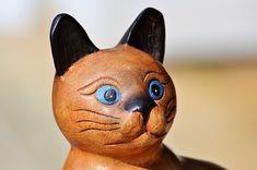 Кошка, Katzenkopf, Деревянный Кот, Деку, Оформление