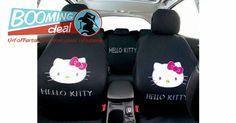 COPRISEDILI AUTO HELLO KITTY UNIVERSALI