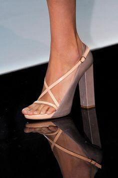 Emporio Armani shoe S/S '13