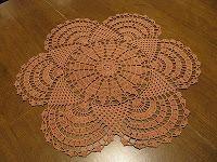 Crochet Galore: Crochet Along - Rising Sun Doily