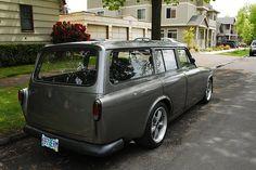 Volvo 122S Wagon