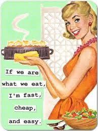 hahaha glad i'm not into fast food...