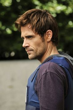 Mick Rawson (Matt Ryan) resident bad boy and sniper on Criminal Minds: Suspect Behavior My favorite actor from the show!