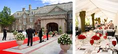 Graydon Hall Manor Toronto Wedding and Event Venue Weddings, Corporate Events and Meetings in Downtown Toronto Wedding Venues Toronto, Wedding Locations, Event Venues, Graydon Hall Manor, Music Garden, Royal Ontario Museum, Happy Married Life, Downtown Toronto, Perfect Wedding