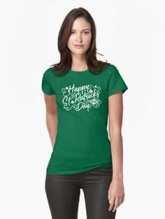 df3f3fa5 T Shirts · St. Patrick's Day - Women's ...