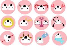 kawaii sushi zodiac-google search