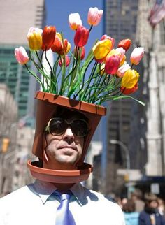 outrageous easter bonnets - Google Search