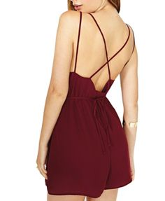 Sexy Chiffon Jumpsuit from The ChicNova Fashion Company.  Try it on straight from our app --> Cymplifi