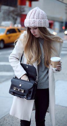 Winter - street style