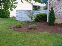 Front yard landscaping – We did it ourselves!