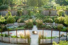 Wij trädårdar i Ockelbo Rosträdgården av Simon Irvine