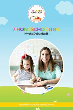 Homeschooling is becoming more and more talked about these days. There are plenty of advantages and benefits of homeschooling. However, there are also a lot of homeschool misconceptions out there that I would like to further address.