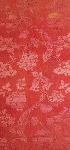 1752 Garthwaite Art Quill Studio: Woven Textile Designs In Britain (1750 to 1763) - Part II[1]ArtClothMarie-Therese Wisniowski