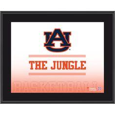 "Auburn Tigers Fanatics Authentic 10.5"" x 13"" Sublimated Plaque - The Jungle"