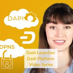 Dash Launches Dash Platform Video Series Dash has kicked off the pre-launch of Dash Platform with a new video series by Amanda B. Johnson. Thanks for reading! #dash #dashnation #bluehearts💙 #bitcoin #blockchain #crypto #defi Future Videos, Contact List, Blockchain Technology, New Technology, Amanda, How To Become, Product Launch, Platform, Things To Come