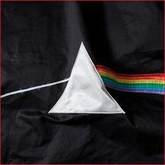 Folds. www.pinkfloyd.com #DarkSide40  Design : Storm Thorgerson (c) Pink Floyd(1987) Ltd/Pink Floyd Music Ltd.