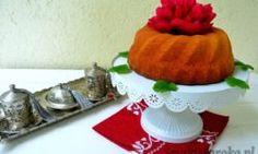 Meskouta, pomarańczowa babka marokańska