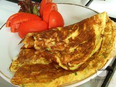 Omleta cu sunca si cascaval Quick Easy Meals, Breakfast Recipes, Easy Recipes, Ethnic Recipes, Ideas, Fine Dining, Easy Keto Recipes, Easy Food Recipes, Simple Recipes