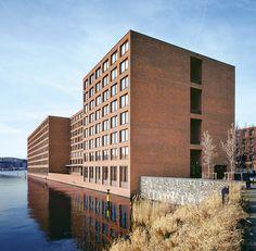 Residential Buildings KNSM- and Java-Island - Diener & Diener Architekten