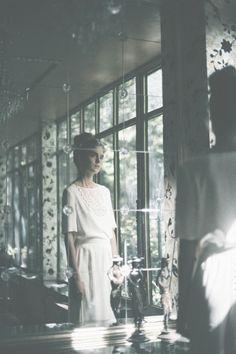 SAYS AND NIGHT ON THE PRAIRIES | Donatelle Godart – Création de Robes de mariée sur mesure