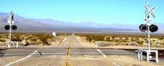 On the road - Mojave National Preserve #California #RoadTrip