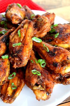 Yes, Dear Reader, you did in fact see the word butter in the title of this recipe. You might be thinking that butter with chicken wings is odd, but you might be surprised to learn that most buffalo wing recipes…