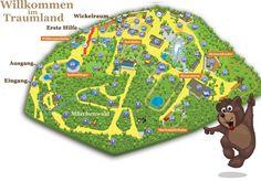 Freizeitpark Traumland -  bei der Bärenhöhle (Sonnenbühl)