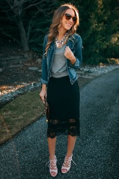 Love whole outfitDate night outfit idea. | Date Night Fashion