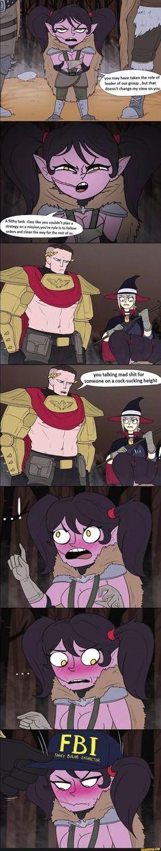 Meme memes by MrAnimater: comments - iFunny :) Dnd Funny, Stupid Funny Memes, Hilarious, Dungeons And Dragons Memes, Short Comics, Cartoon Memes, Funny Comics, Comedy Comics, Cute Art