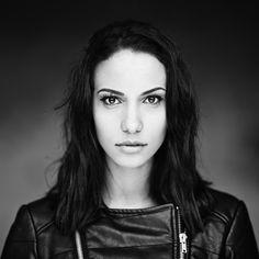 E* by PortraitsBySam on 500px.  #blackandwhite #beautiful #beauty #amazing #girl #woman #hairs #eyes #face #lips #portrait #photo #photography #augsburg #munich #münchen #stuttgart