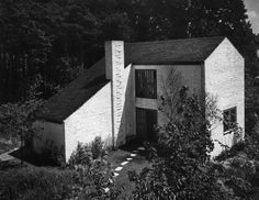 germanpostwarmodern:  House Matthies (1937) in Potsdam, Germany, by Egon Eiermann